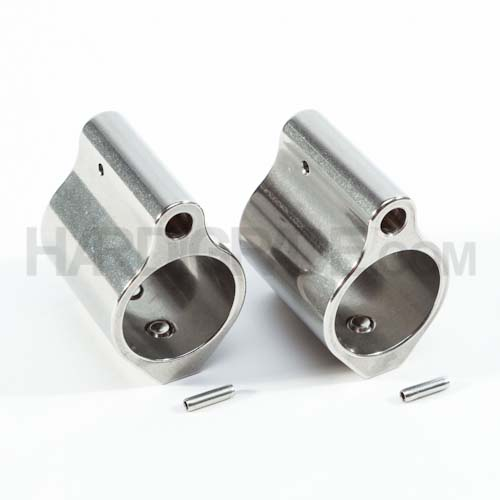 AR-15 Stainless Steel Gas Block-9