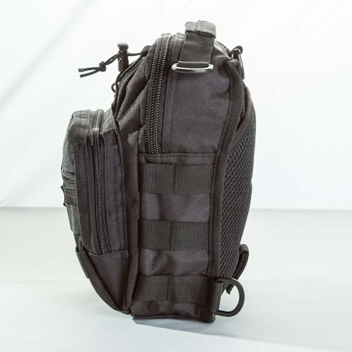 Black Carry On Backpack