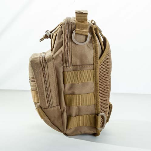 Tan Carry On Backpack