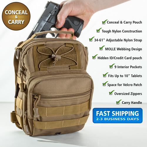 Mini Tactical Backpack MOLLE