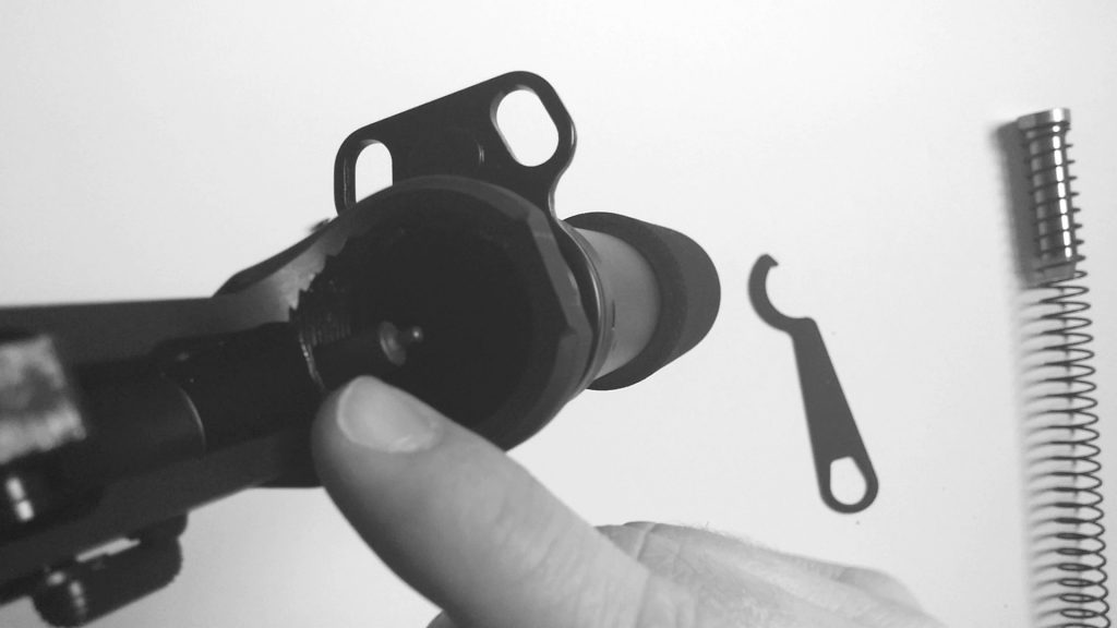 Install Single Point Sling Adapter Instructions