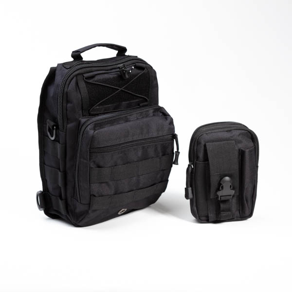Tactical Camo Bugout Bag EDC-12