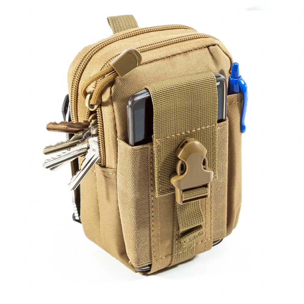 Carry On Backpack MOLLE