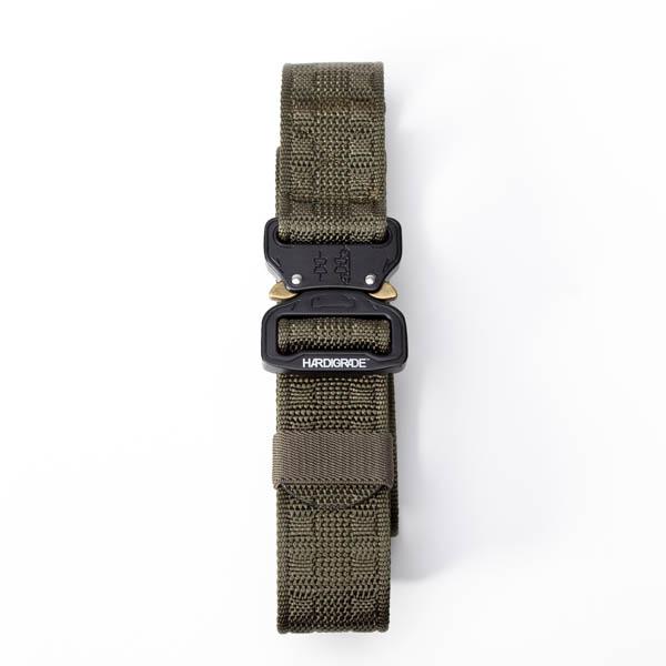 Tactical Gun Belt Green