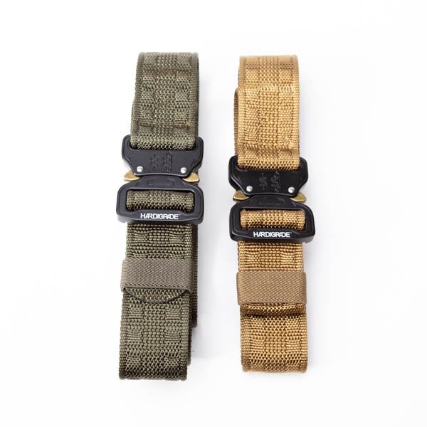 Tactical QR Belt Tan