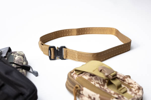 Tactical Quick Release Belt-1