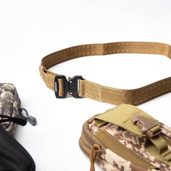 Tactical Quick Release Belt Heavy Duty